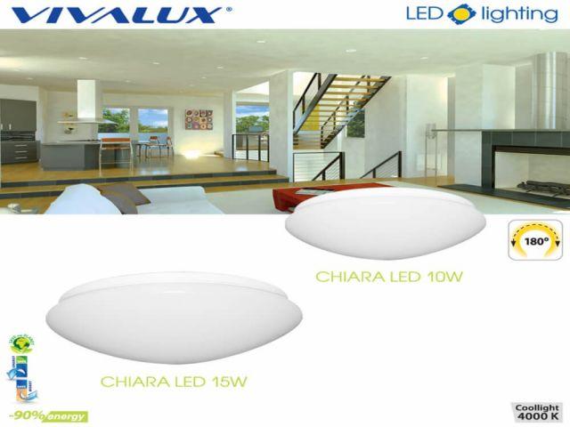 CHIARA LED - elegant and stylish LED ceiling fixture
