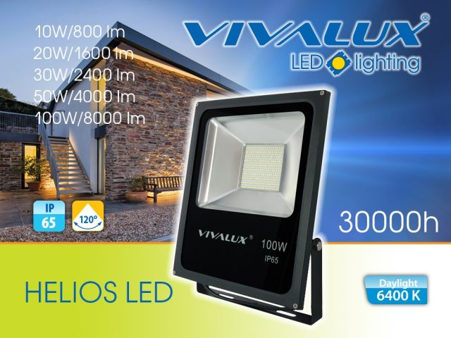 New models SMD floodlights HELIOS LED 6400K