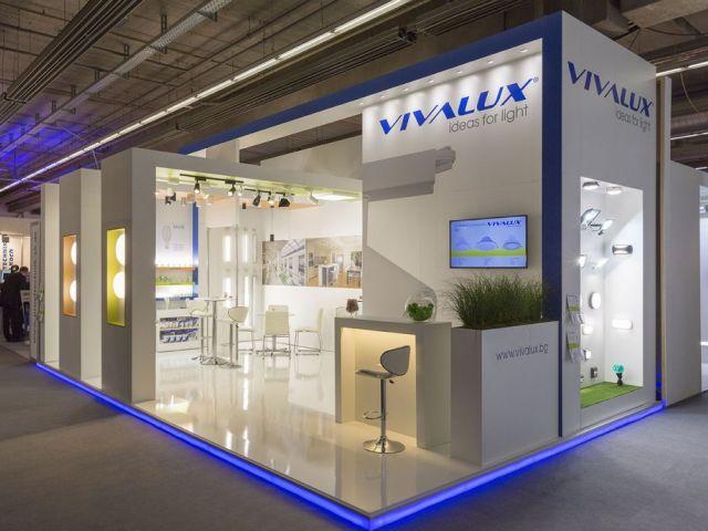 VIVALUX на LIGHT BUILDING 2018