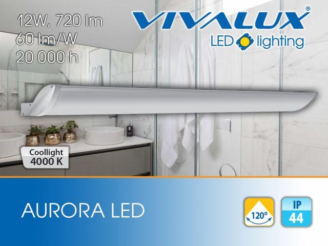 Bathroom lighting fixture AURORA LED VIVALUX