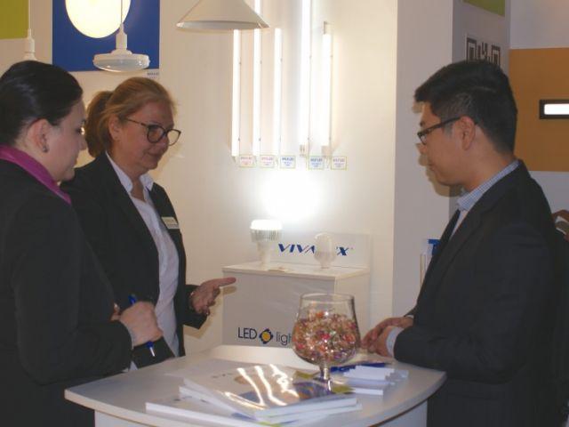 VIVALUX на Light   Building 2016