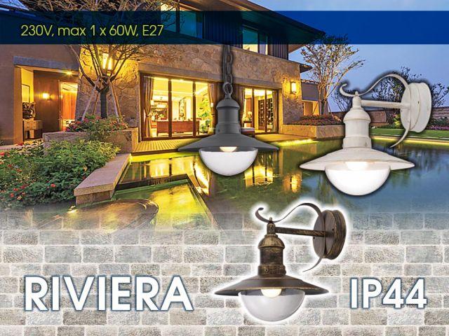 Серия RIVIERA – средиземноморски акцент в градината