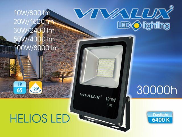 Нови модели от серията SMD прожектори HELIOS LED 6400K