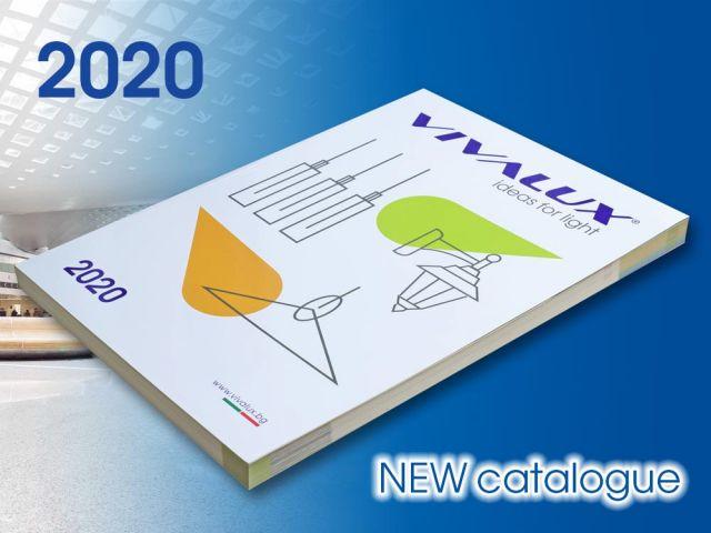 Нов каталог VIVALUX 2020
